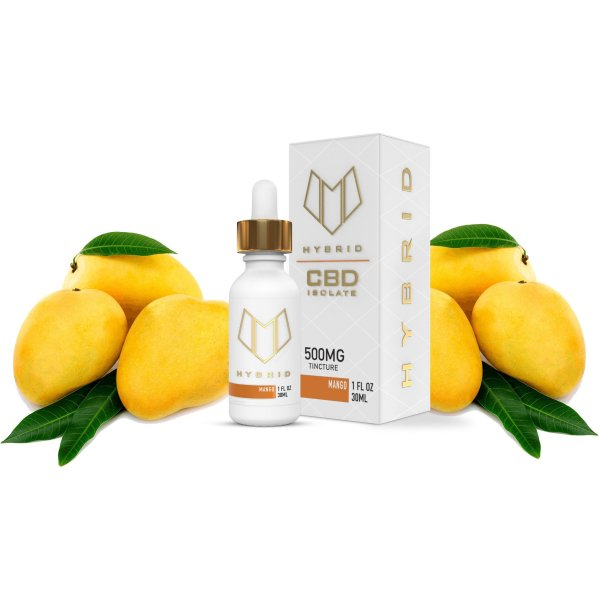 Hybrid CBD Mango CBD Isolate 500mg