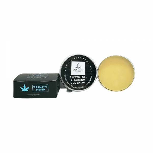 Trinity Hemp Full Spectrum Salve 5000mg