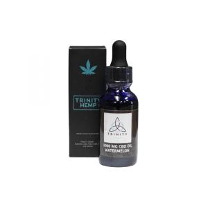 Trinity Hemp THC Free Tincture