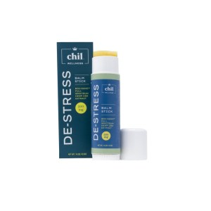 Chil Wellness Balm Stick De Stress 500mg