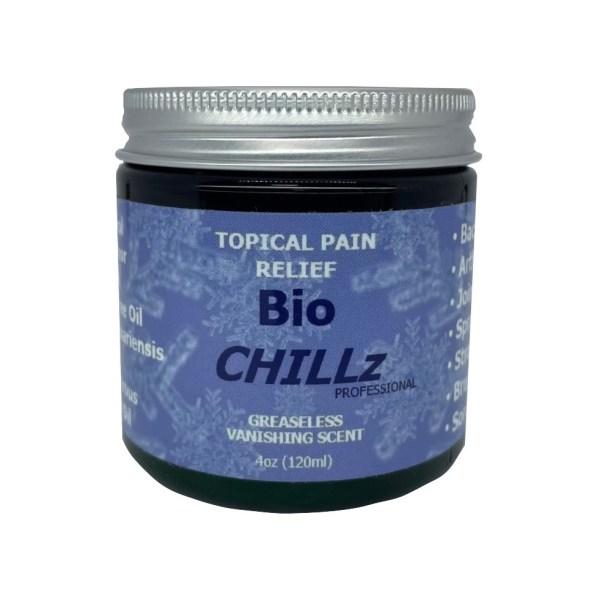 Healing Haven Apothecary BioChillz Cooling Gel 4 Oz Jar