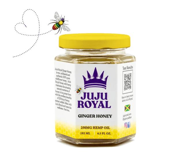 JuJu Royal Ginger Honey 250mg