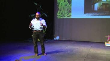 Hemp the trillion dollar crop: Gregg Moseley-Clarke at TEDxBridgetown