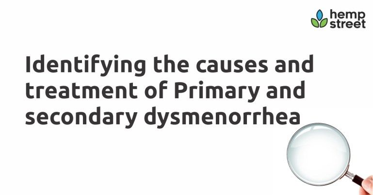 causes of dysmenorrhea
