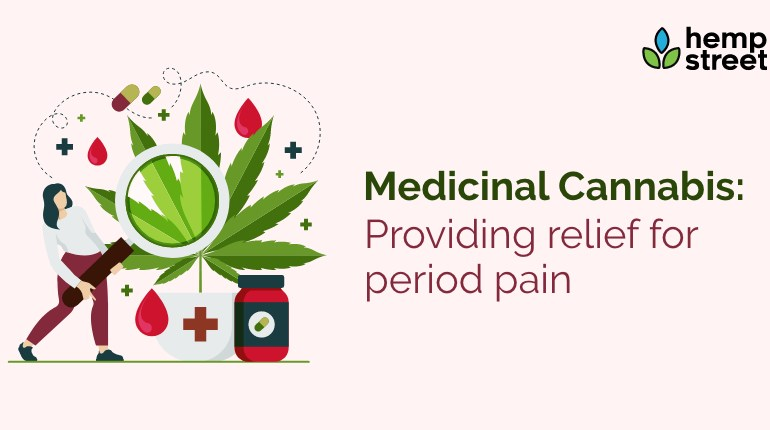 menstrual cramps and cannabis