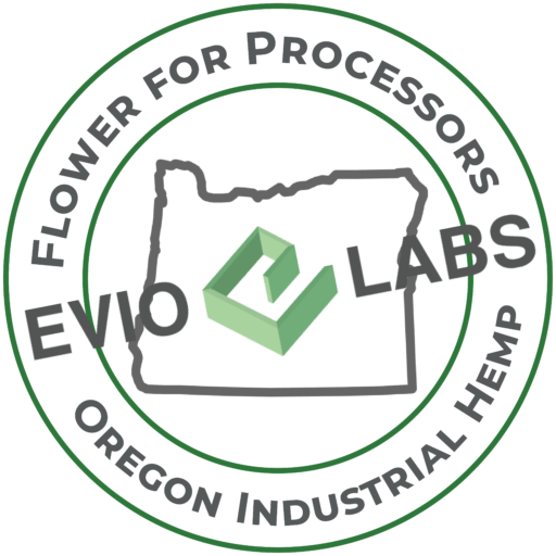 EVIO Labs | ODA Hemp Testing | Flower for Processors