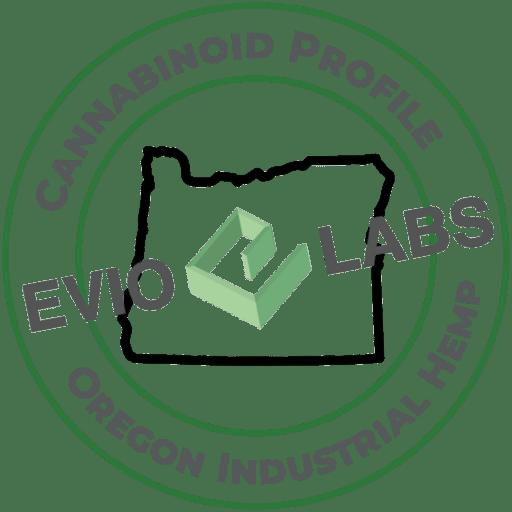 EVIO Labs   Oregon Hemp   Cannabinoid Profile