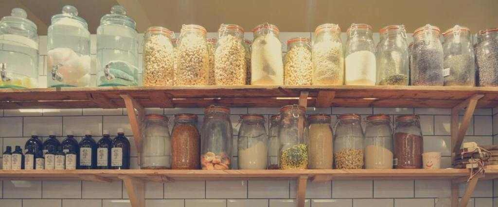 kök utan plast