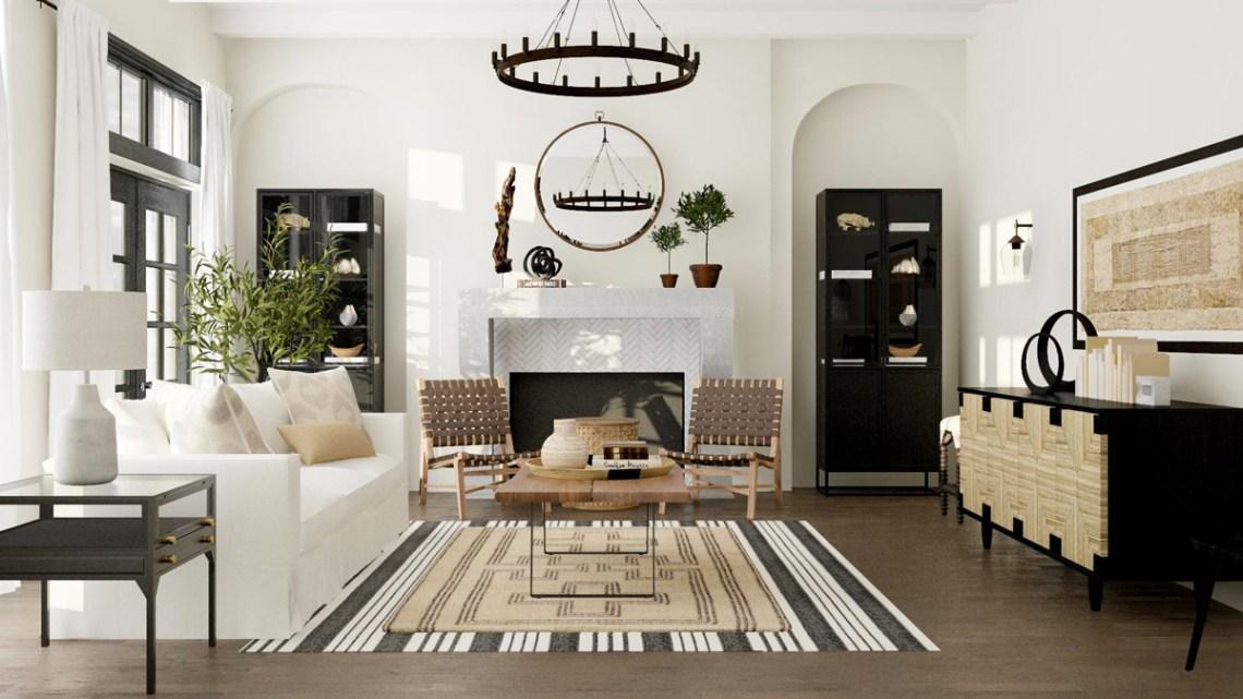 Modern Farmhouse Style - Interior Design - Main Line ...