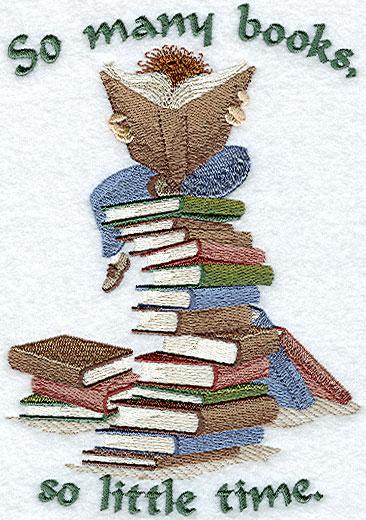 Optælling af læste bøger