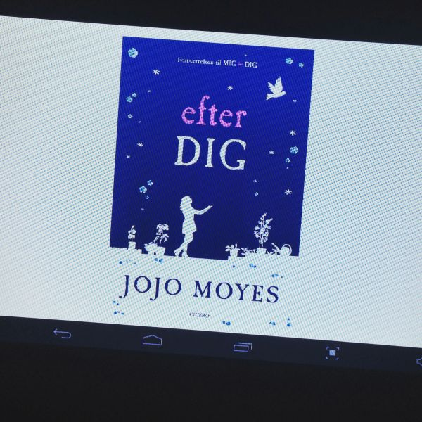 Efter dig af Jojo Moyes boganmeldelse Jensens bogblog
