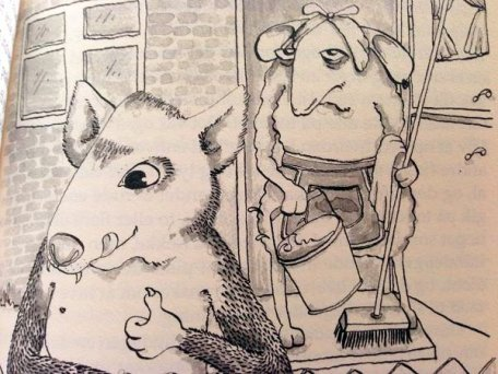 """""""Som ulve er færrest & får er flest"""" af Palle Vibe - boganmeldelse Jensens bogblog"""