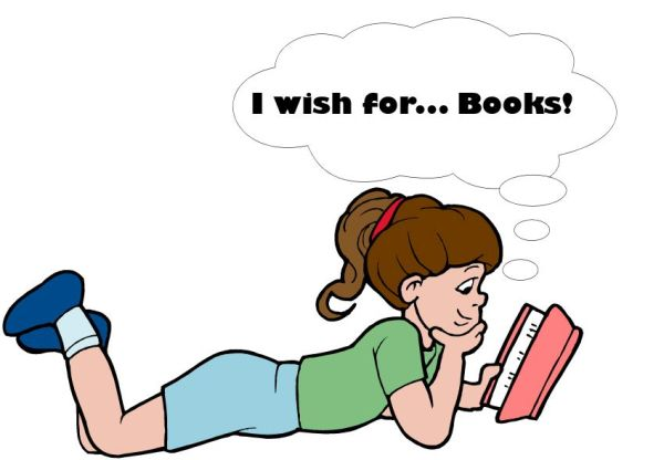 I wish for books - Jensens bogblog