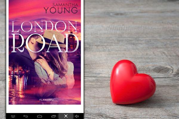 """""""London Road"""" af Samantha Young - boganmeldelse på Jensens bogblog"""