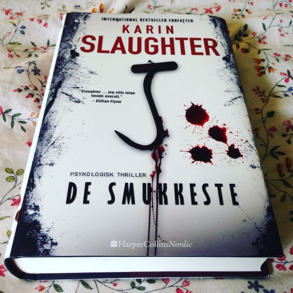 """#Fredagsbog - """"De smukkeste"""" af Karin Slaughter - Bogfinken bogblog"""