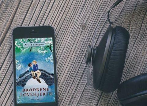 """Anmeldelse: """"Brødrene Løvehjerte"""" af Astrid Lindgren - Bogfinken Bogblog"""