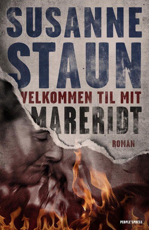 """På min ønskeseddel #2 - """"Velkommen til mit mareridt"""" af Susanne Staun - Bogfinkens bogblog"""