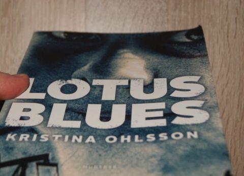 """""""Lotus blues"""" (Martin Benner #1) af Kristina Ohlsson - boganmeldelse - Bogfinkens bogblog"""