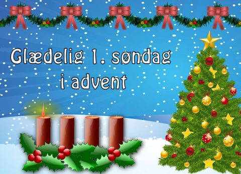 1. advent og Liebster Award - Bogfinken bogblog