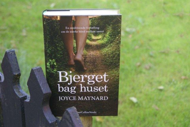 """""""Bjerget bag huset"""" af Joyce Maynard - boganmeldelse - Bogfinken bogblog"""