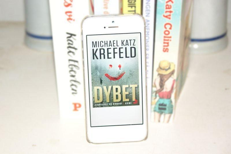 """""""Dybet"""" (Ravn #4) af Michael Katz Krefeld - boganmeldelse - Bogfinkens bogblog - Oktober"""