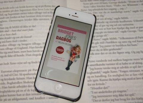 """Bridget Jones' dagbog"" (Bridget Jones #1) af Helen Fielding - boganmeldelse - Bogfinken bogblog"