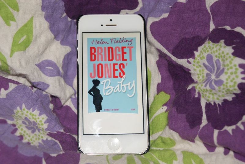 """""""Bridget Jones' Baby"""" (Bridget Jones #3) af Helen Fielding - boganmeldelse - Bogfinken"""