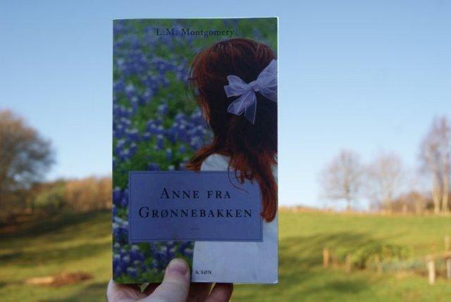 """""""Anne fra Grønnebakken"""" af L.M. Montgomery - boganmeldelse - Bogfinken bogblog"""