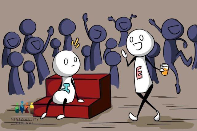 Strøtanker #1 - Introvert og hvad det betyder for mig - Bogfinken bogblog