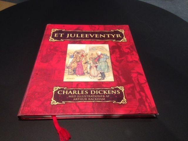 """""""Et juleeventyr"""" af Charles Dickens - boganmeldelse - Bogfinken bogblog"""
