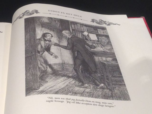Et juleeventyr af Charles Dickens - boganmeldelse - Bogfinken bogblog