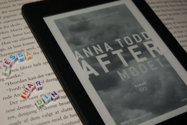 """""""Mødet"""" (After #1) af Anna Todd - Bogfinken bogblog"""