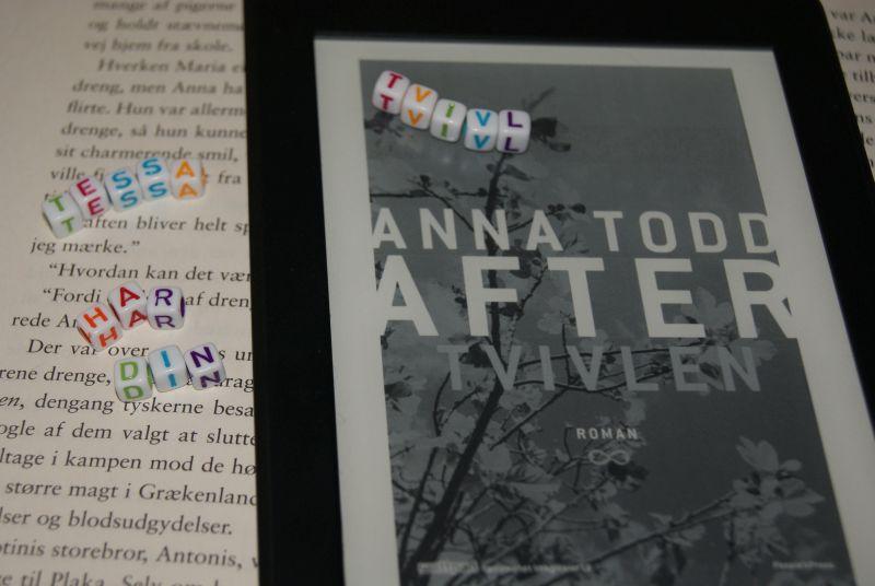 """""""Tvivlen"""" (After #2) af Anna Todd - Bogfinken bogblog"""