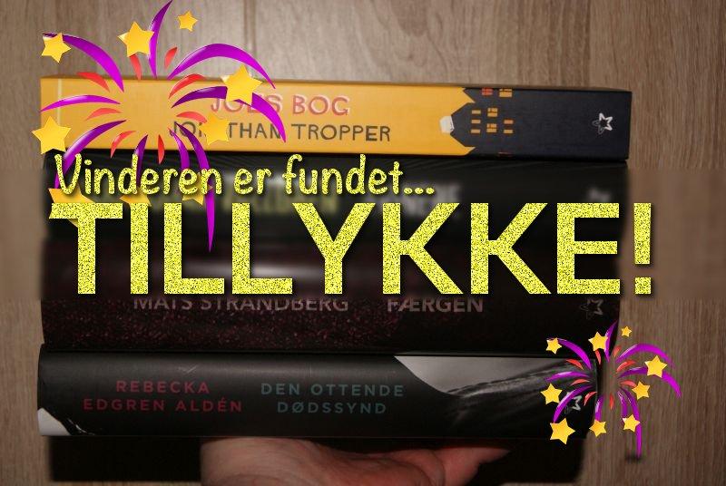 Give-away #4 - bogpakke fra Modtryk - Bogfinken bogblog
