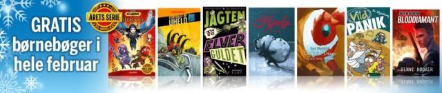 Læsetip #1 - Gratis børnebøger til vinterferien - Gratisbørnebøger.dk - Bogfinken