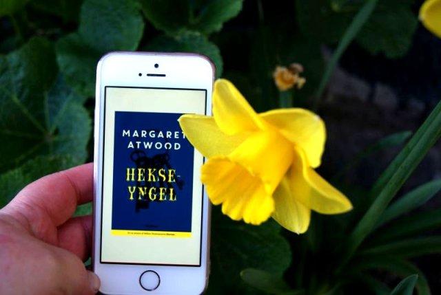 """""""Hekseyngel"""" af Margaret Atwood - Bogfinkens bogblog"""