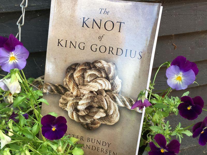 The Knot of King Gordius af Peter Bundy - Bogfinkens bogblog