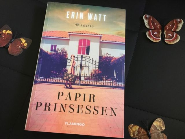 Papirprinsessen af Erin Watt - boganmeldelse - Bogfinkens bogblog
