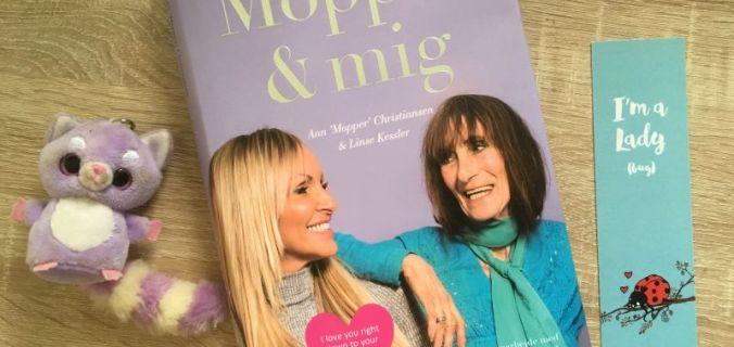 Mopper & mig af Linse Kessler og Michael Holbek - Bogfinkens bogblog