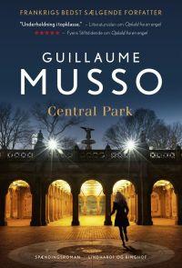 """""""Central Park"""" afGuillaume Musso - Bogfinkens bogblog"""