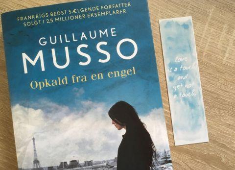 Opkald fra en engel af Guillaume Musso - Bogfinkens bogblog