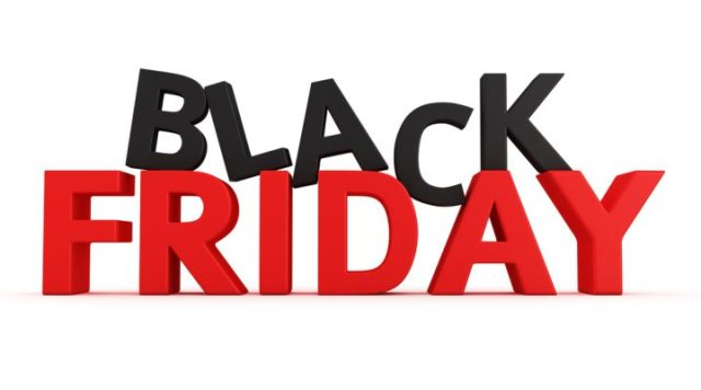 Gode boglige Black Friday deals! - Bogfinkens bogblog