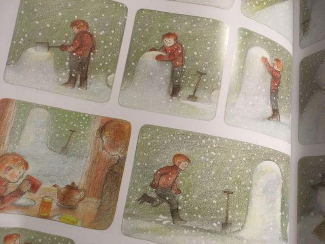 December fløj forbi - Bogfinkens bogblog