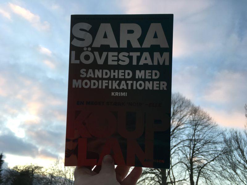 Sandhed med modifikationer af Sara Lövestam - Bogfinkens bogblog