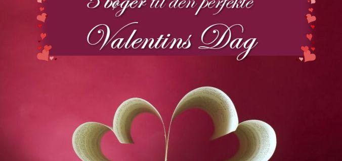 5 bøger til den perfekte Valentins Dag - Bogfinkens bogblog