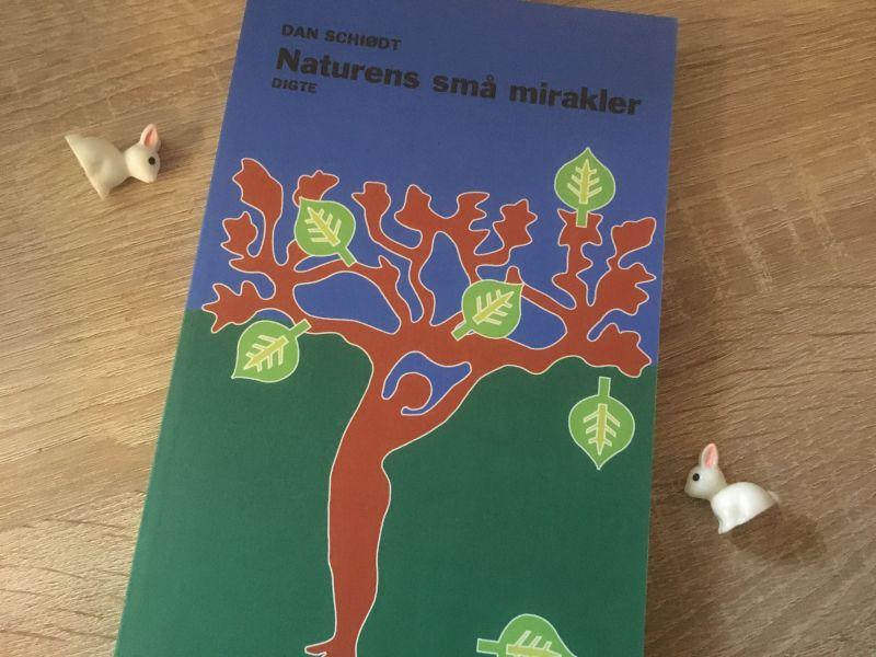 Naturens små mirakler af Dan Schiødt - Bogfinkens bogblog