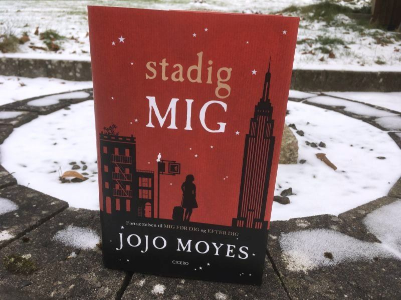 Stadig mig af Jojo Moyes - Bogfinkens bogblog