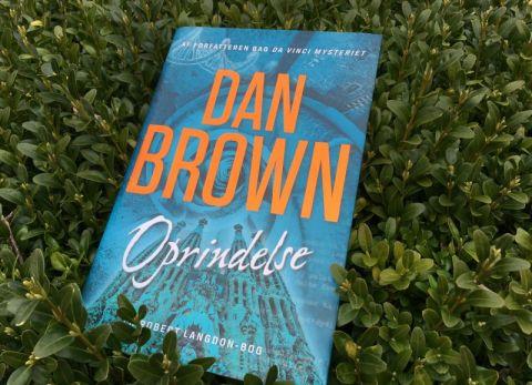 Oprindelse af Dan Brown - Bogfinkens bogblog