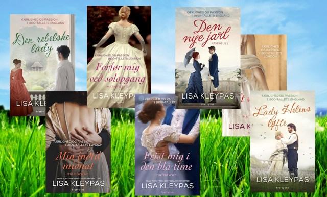 På min ønskeseddel #4 - Lisa Kleypas - Bogfinkens bogblog
