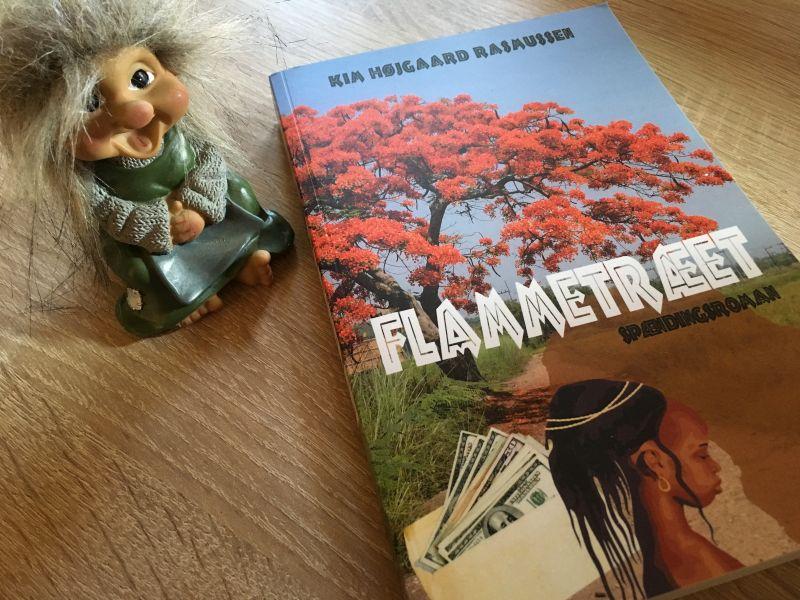 Flammetræet af Kim Højgaard Rasmussen - Bogfinkens bogblog